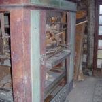 2008 – Oprava varhan na Loučné Hoře
