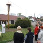 2010 – Obnova zvoničky v Červeněvsi