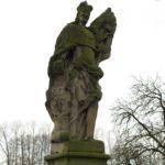 2012 – Záchrana drobné památky – sochy sv. Václava na Medříči