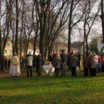 2012 – Slavnostní požehnání opravené sochy Sv. Jana Nepomuckého