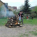 2010 – Pálení čarodějnic ve Smidarech