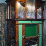 2011 – Oprava varhan na Loučné Hoře